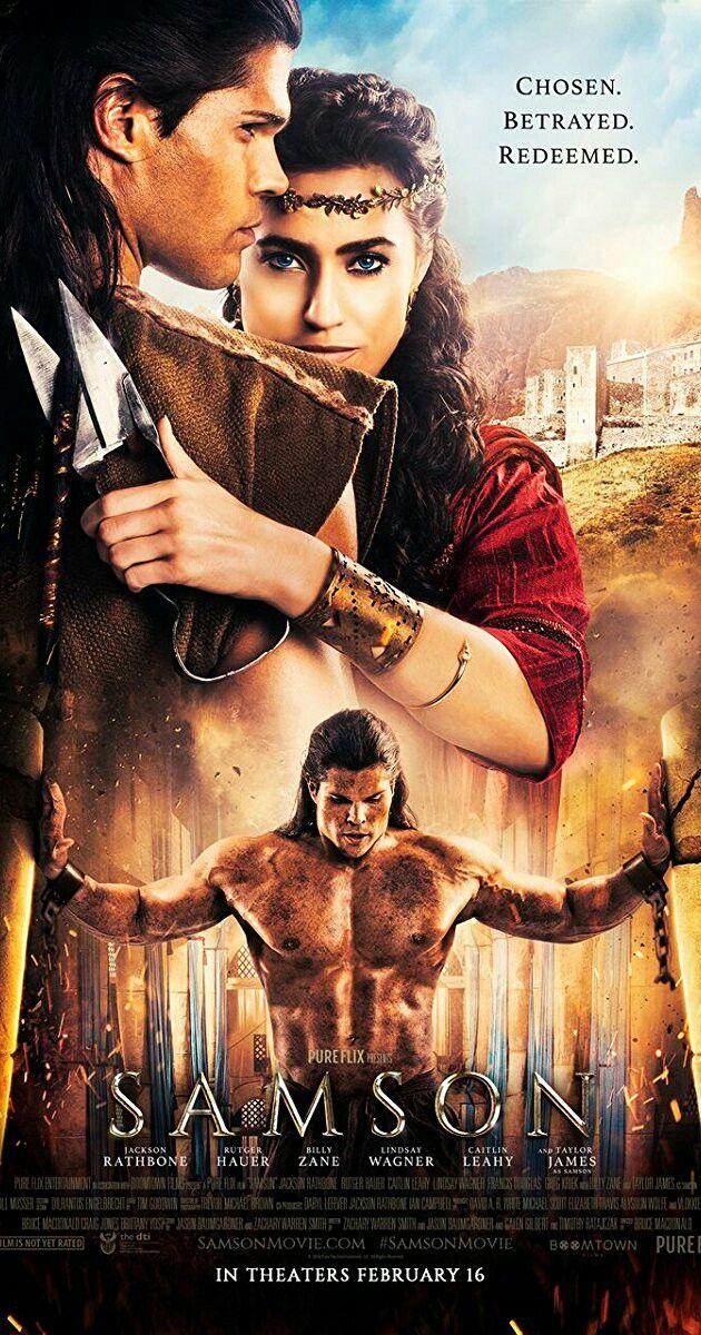 Samson Movie Poster Action Adventure Movie Posters Artwork Movieposters Movietwit Moviebuff Action Christian Movies Full Movies Action Adventure Movies