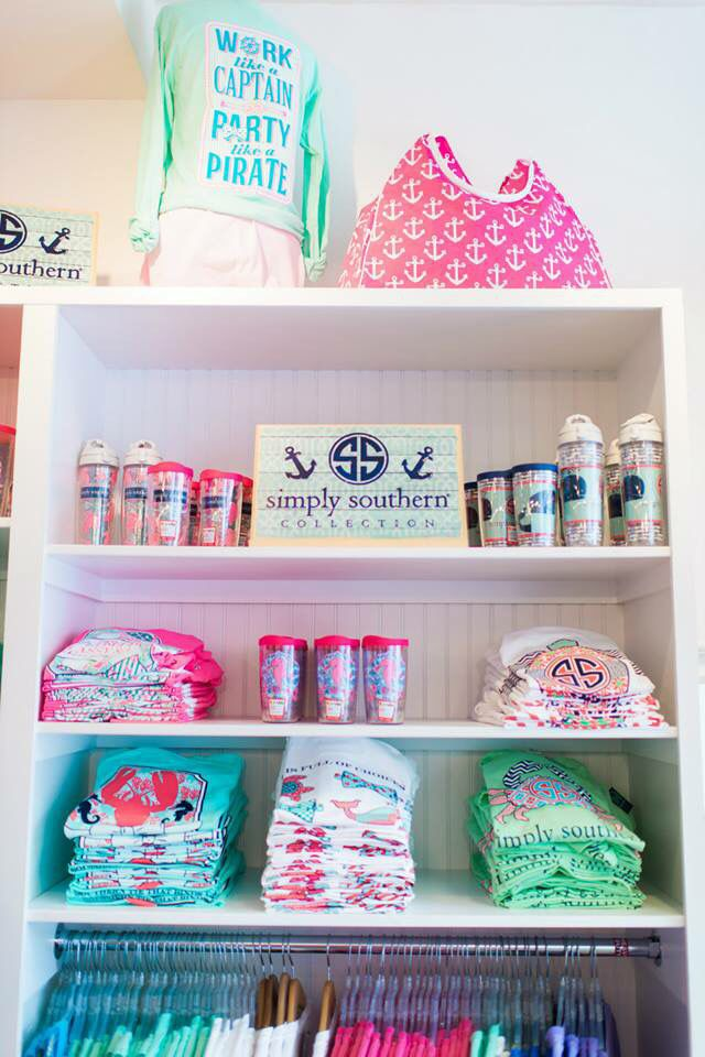 Charming The Lucky Knot Annapolis · Southern PrepSouthern BelleSimply ...