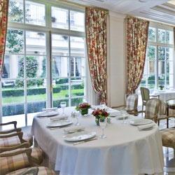 Restaurant  Epicure - Le Bristol, Paris 8th, 3-star restaurant - information from Paris Best Restaurants
