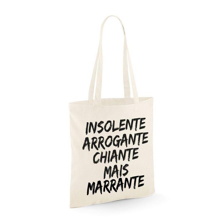 Insolente, arrogante, chiante mais marrante. Disponible sur www.square-up.fr