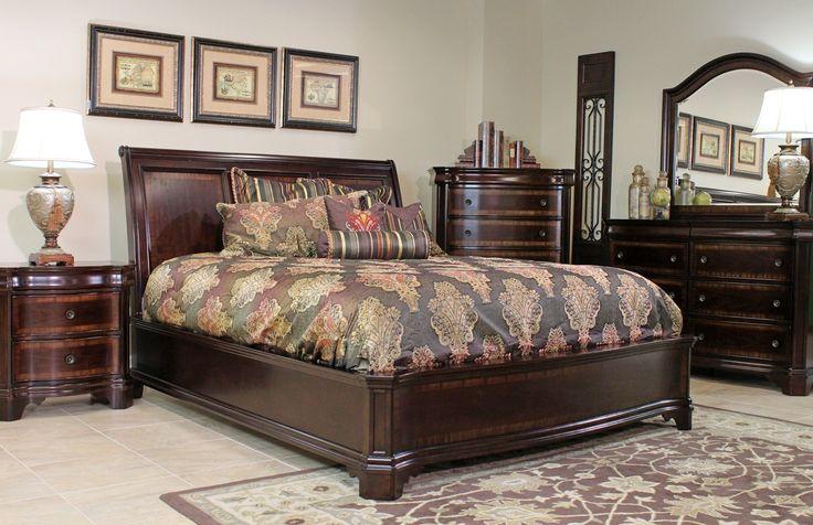 St james bedroom bedroom mor furniture for less for Bedroom furniture for less
