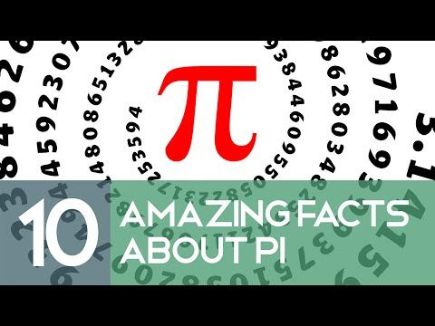 Pi is a never ending number and Pi Day an excuse for a tasty treat! Explore both the mystery and beauty of this irrational number in our amazing pi facts.