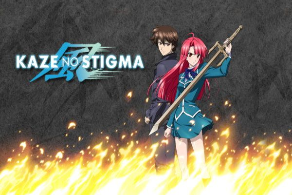 17 Best Ideas About Kaze No Stigma On Pinterest