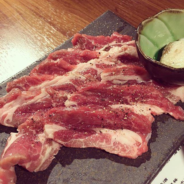 数年前の北海道以来のジンギスカーン! . いつもの会社のお金でお腹いっぱい食べてきた🍖🍴 . #五反田 #ジンギスカン羊一 #羊一 #youichi #ジンギスカン #羊 #メェ~ #ラム #肉 #焼肉 #yummy #foodgasm #TOKYO #JAPAN #follow #l4l #likeforlike #instalikes #f4f #followme #instagood #20170727