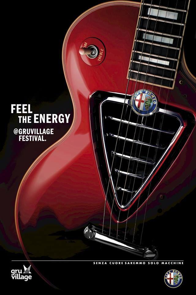 Unestate ricca di grandi concerti e artisti di livello internazionale per ledizione di GruVillage Festival 2013 insieme ad Alfa Romeo. -2 alla conferenza stampa di presentazione. Follow #GruVillage2013
