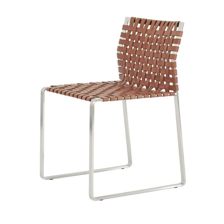 Shop SUITE NY For The Woven Side Chair Collection Designed By Mark Albrecht  And More Leather