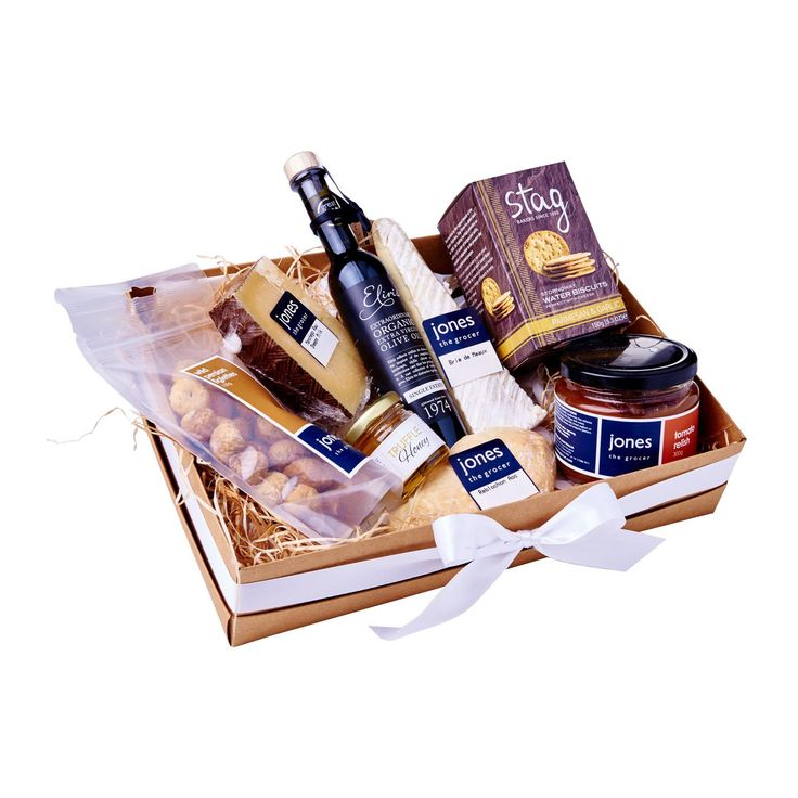 Jones The Grocer Classic Cheese Hamper featuring Eliris extraordinary organic extra-virgin olive oil.