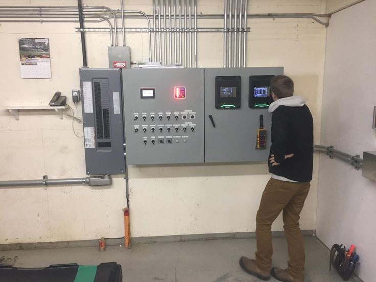 Our affiliate company, Anser Power System Servicing completing an electrical contract for a poultry farm in #Abbotsford! #agricultural #electricians #electricalcontracting