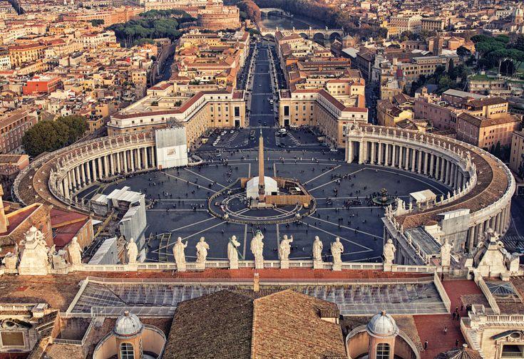 As preciosidades artísticas que fazem da Cidade do Vaticano um lugar de muita inspiração