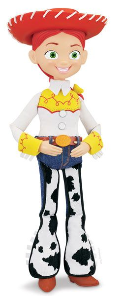 life size picture of  jesse in toy story | toy-story-3-jessie-the-yodeling-cowgirl-18941067