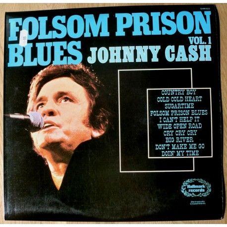 Johnny Cash: Folsom Prison Blues Vol. 1 (LP)