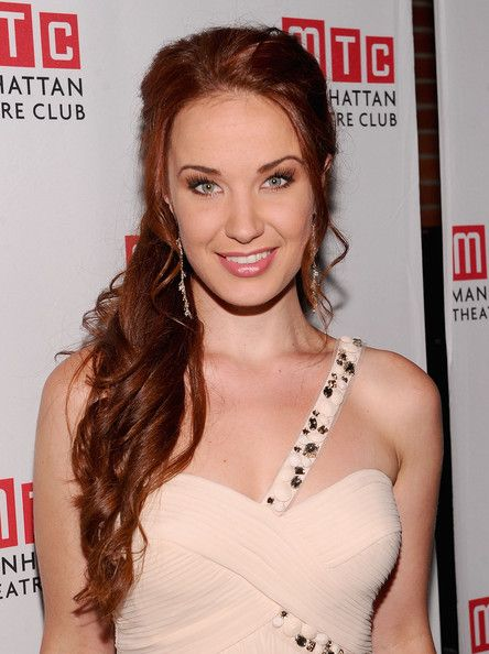 "Sierra Boggess Photo - ""Master Class"" Broadway Opening Night - After Party"
