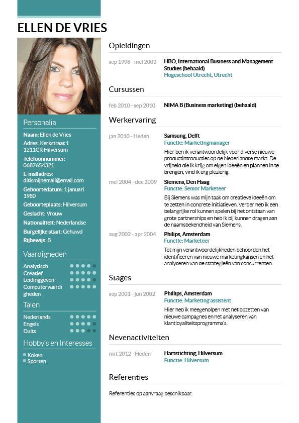 52 best Go Sumo CV templates Resume Curriculum Vitae design - cv