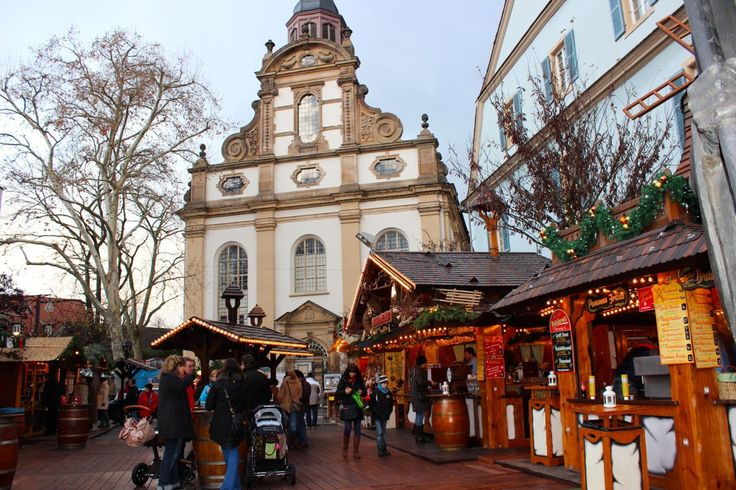 Christmas Markets in Speyer, Germany.