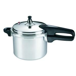 Mirro 8 Qt. Aluminum Stovetop Pressure Cookers-92180 - The Home Depot