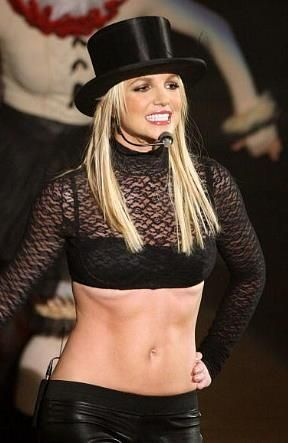 Britney Spears announces a two year run at Las Vegas.