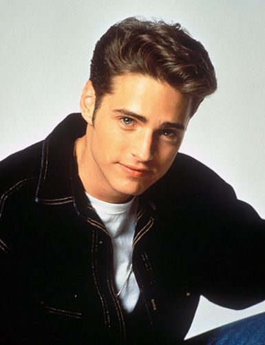 Jason Priestley. I had the biggest crush on him on beverly hills 90210