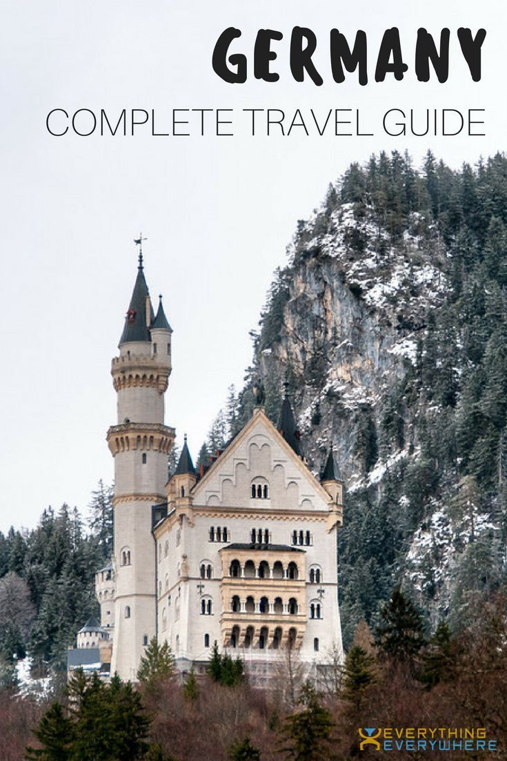 The ultimate guide to Germany, including tips and inspiration for visiting towns such as Berlin, Bamberg, Bremen & Cologne + regions such as the Rhine Valley. Best of travel in Europe. | Everything Everywhere Travel Blog