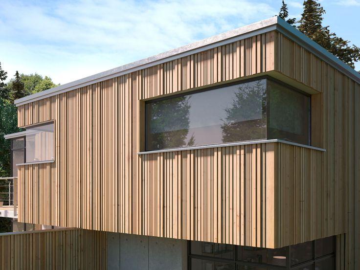 1000 ideen zu l rche auf pinterest l rchenholz for Sichtschutzzaun sina