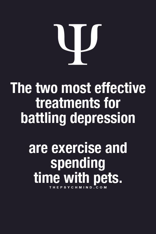 Most effective treatments to battle depression ✅♀️✅
