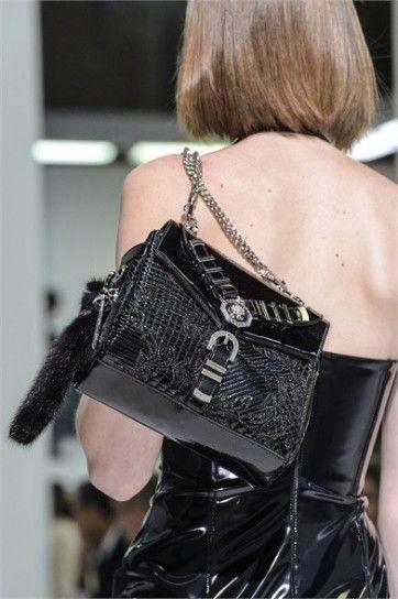 Borsa Versace in vernice 2013-2014