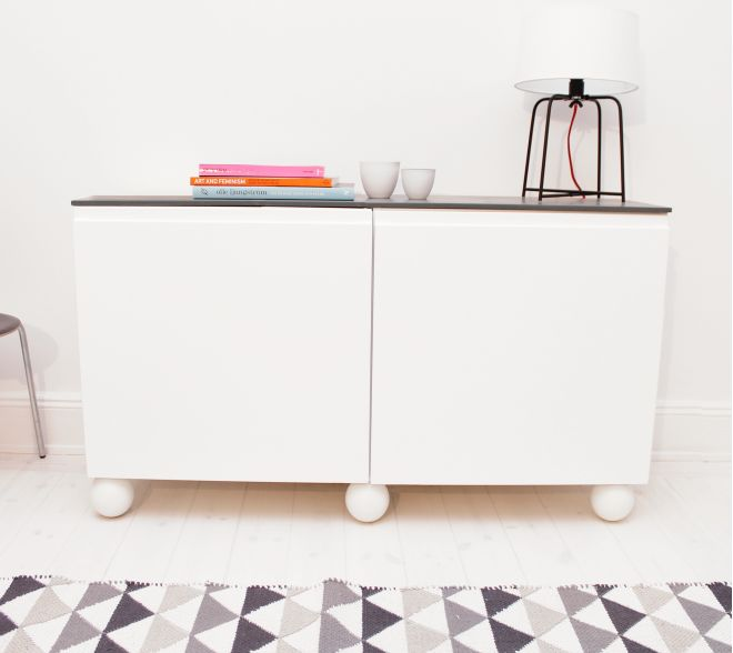 Best SHOE YOUR STORAGE Images On Pinterest Ikea Hacks - Add color to your room prettypegs replace your ikea legs