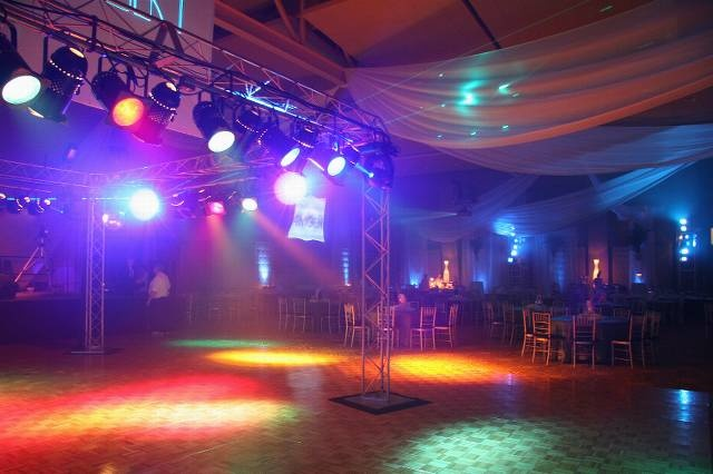 Lighting at the Rhode Island Convention Center