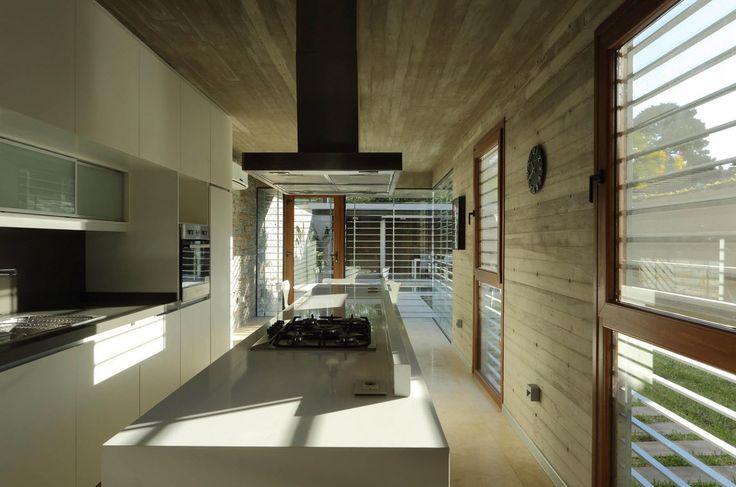 Diseño-de-moderna-cocina-larga.jpg (1145×758)
