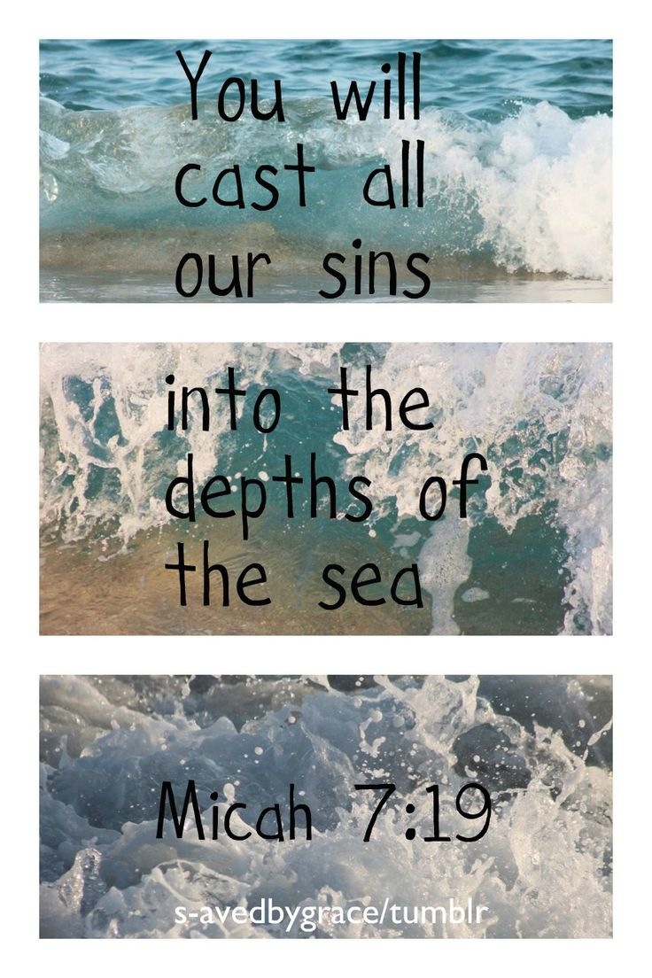 Can the depths of God's mercy even begin to be fathomed?