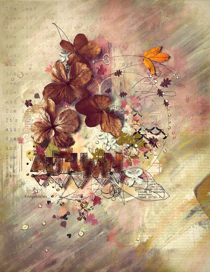 AUTUMN WHISPER ARTWORK ©AngeBrands..All rights reserved  I used...Autumn Whispers by NBK Design http://www.oscraps.com/shop/NBK-Design/