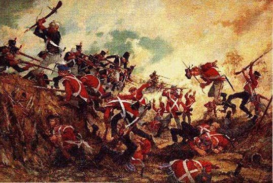 History of the 93rd Sutherland Highland Regiment