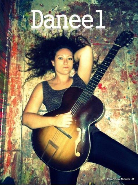 DANEEL-  guitarist,singer,songwriter,bassist.
