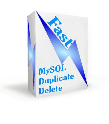 Easy PHP Tools Fast MySQL Duplicate Rows Delete