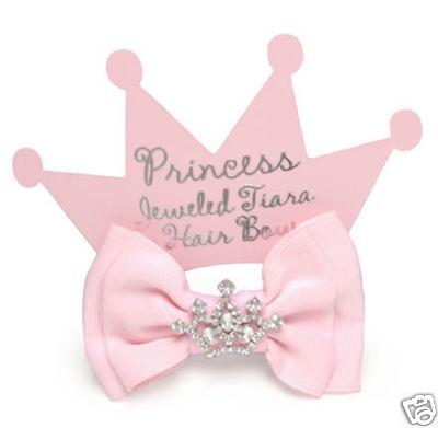princess hair pin