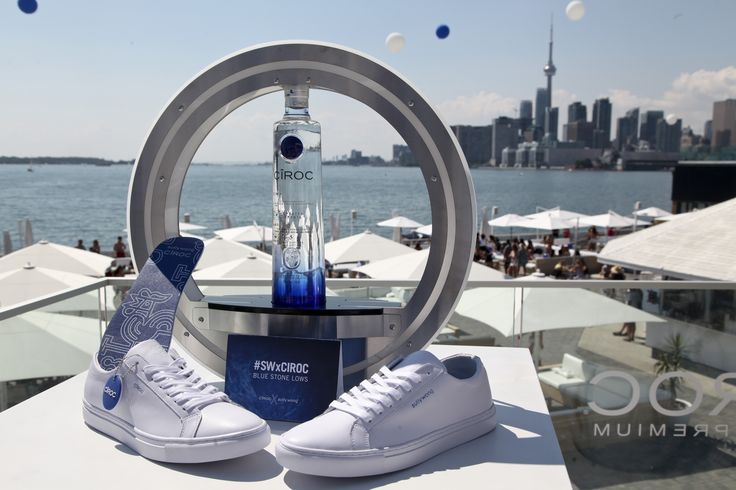 Cîroc kicks off in Canada with Cabana party and Sully Wong collaboration