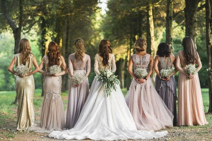 How to choose bridesmaid dresses | 6 mistakes bridal parties make when choosing bridesmaid dresses