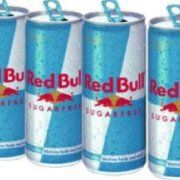 Red Bull Energy Drink Sugar Free