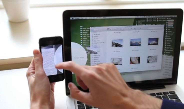 Pasar archivos del ordenador al smartphone