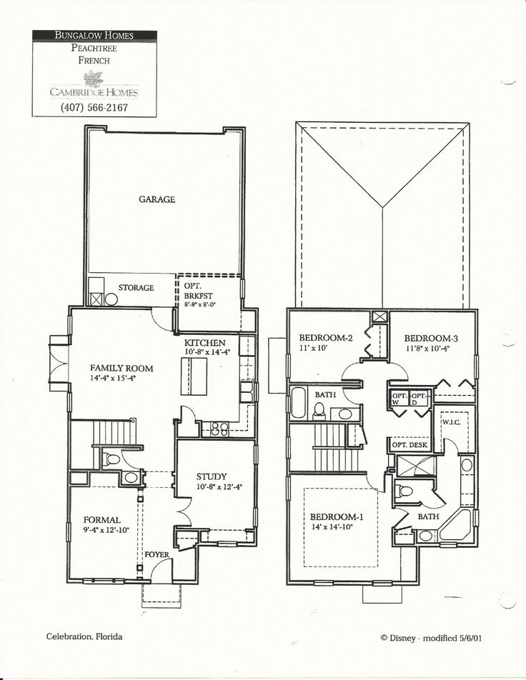 35 best cambridge homes in celebration fl images on for Small house plans florida