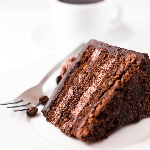 torta Kinder Pinguì Bimby