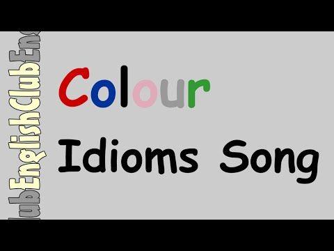 Colour Idioms Song | EnglishClub