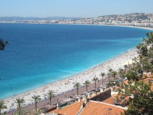 Nice. France. FIVE MORE MONTHS!!!!!!