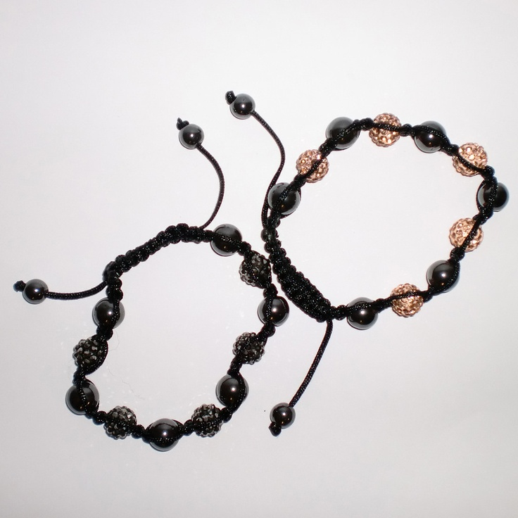 Like the Alternate Shamballa bracelet? You can find this at www.luxsimplcity.com