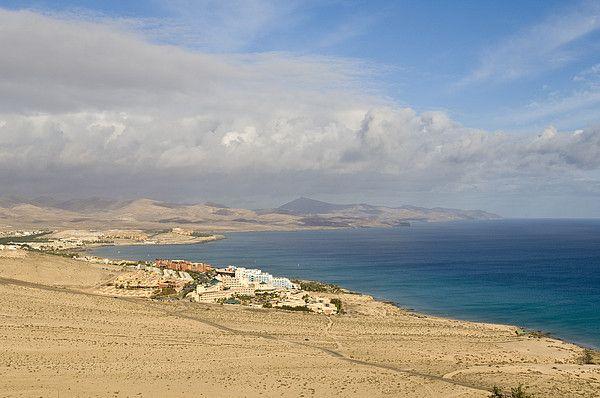 Jandia Beach, Fuerteventura, Canary Islands_ Spain