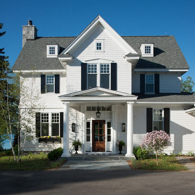 Best 10 exterior home renovations ideas on pinterest for Exterior renovations before and after