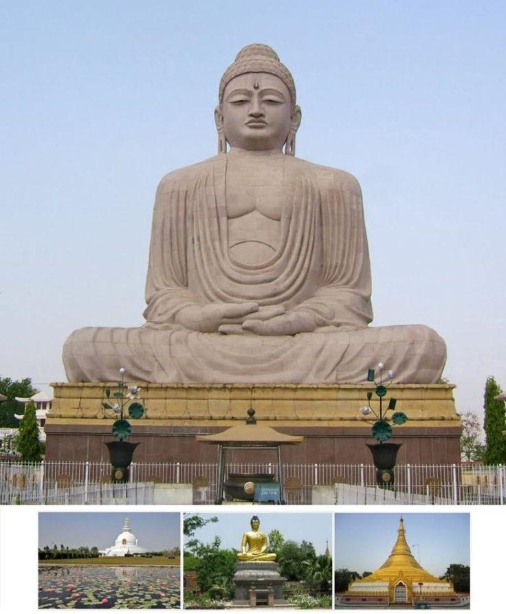 Buddhist Pilgrimage Tour - Tours From Delhi - Custom made Private Guided Tours in India - http://toursfromdelhi.com/buddhist-pilgrimage-tour-14n15d-delhi-jaipur-agra-varanasi-bodhgaya-vaishali-kushinagar-lumbini-kapilvastu-sravasti-balrampur-lucknow/