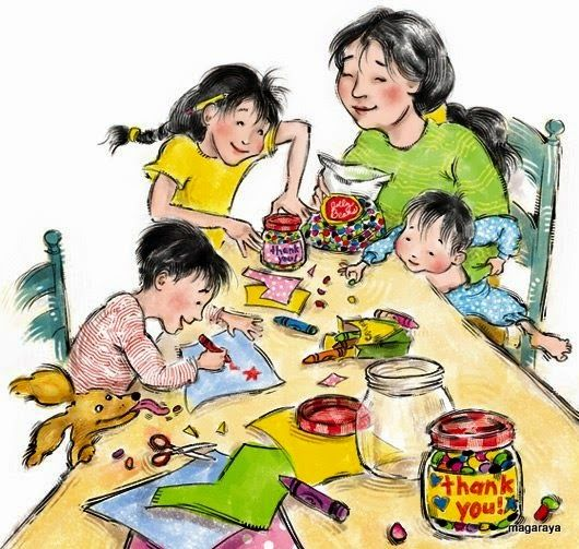 Η οικογένεια στο Νηπιαγωγείο (2)