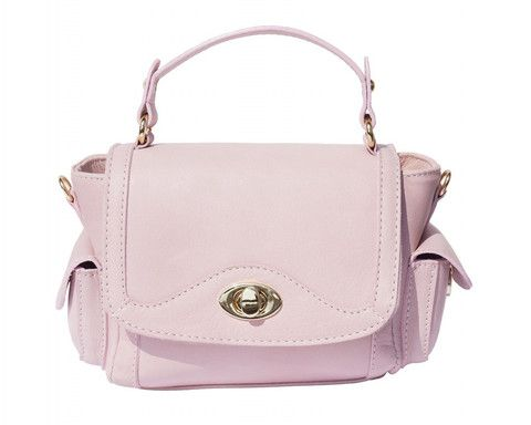 Italian Handbag 'Be Exclusive' for Women - Pink
