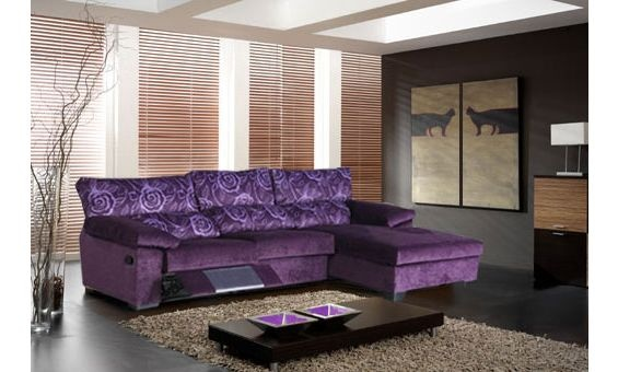 1000 images about chaise longue on pinterest - Sofas tres plazas baratos ...