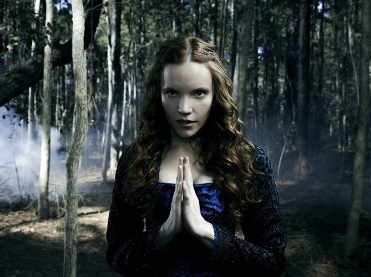 "Salem S2 Tamzin Merchant as ""Anne Hale"""